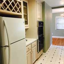 Rental info for Original refinished hardwood floors throughout. Washer/Dryer Hookups! in the Lakewood area