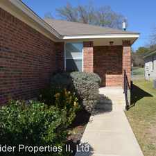 Rental info for 922 Rosewood - B # B in the Harker Heights area