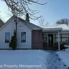 Rental info for 468 Maine St N