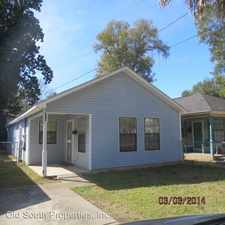 Rental info for 119 N Reus St. in the 32501 area