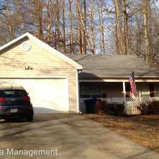 Rental info for 279 River Chase Drive