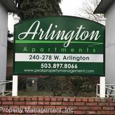 Rental info for 240 West Arlington Street