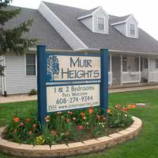 Rental info for Muir Heights Apartments