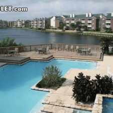 Rental info for $1095 2 bedroom Apartment in Gulf Coast Galveston in the Galveston area
