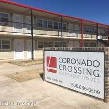 Rental info for 3333 Toledo Ave in the Lubbock area
