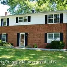 Rental info for 6630 Bucknell Road