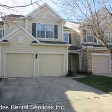 Rental info for 11006 Castleman Circle E in the Royal Lakes area