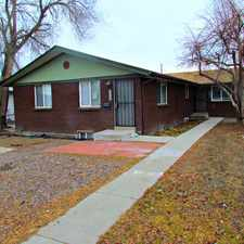 Rental info for SECTION 8 ACCEPTED NICE 4 BD 2 BA DUPLEX NEAR SLOAN'S LAKE in the Villa Park area