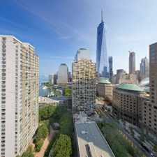 Rental info for Gateway Battery Park City - Gateway Plaza 400