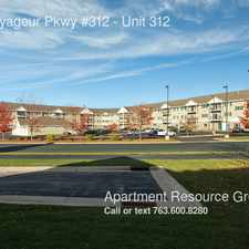 Rental info for 2550 Voyageur Pkwy #312 in the Hastings area