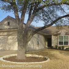 Rental info for 203 Rosecliff Drive