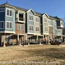 Rental info for 138 Rutan in the College Hill area