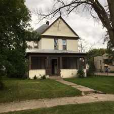 Rental info for 418 7th St. N