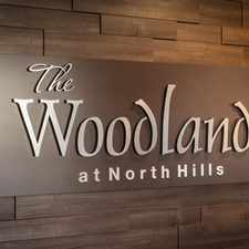Rental info for The Woodlands Apartments