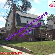 Rental info for 501 W. Adams in the Macomb area