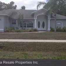 Rental info for 9411 Crocus Ct