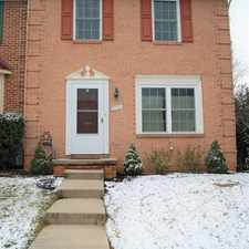 Rental info for 3353 Cheverly Court
