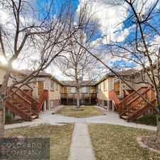 Rental info for 2315 South Race Street #A in the University area