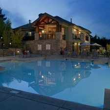 Rental info for Boulder Creek