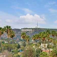 Rental info for Hollywood Blvd & N Wilton Place in the Hollywood Studio District area