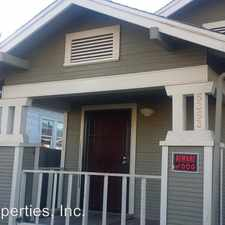 Rental info for 5363 Princeton Street in the Seminary area