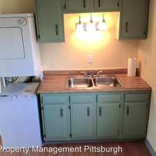 Rental info for 4014 Foster St Unit B in the Pittsburgh area