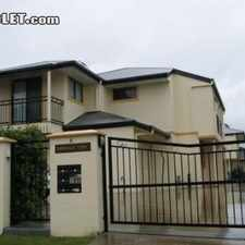 Rental info for 2080 3 bedroom Townhouse in Brisbane - Surrounds Brisbane - Surrounds