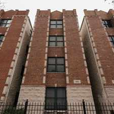 Rental info for West Harrison Street in the Illinois Medical District area