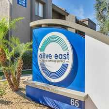 Rental info for Olive East