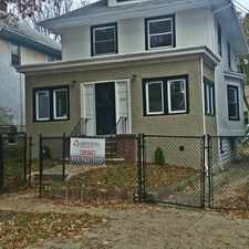 Rental info for 215 Pomona Avenue in the Weequahic area