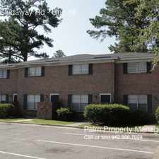 Rental info for 6830 Skidaway Rd in the Savannah area