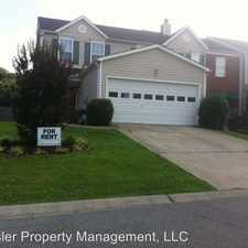 Rental info for 125 Benfield Circle in the Cartersville area