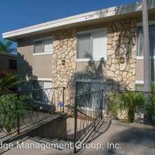Rental info for 4140 Cleveland in the Hillcrest area