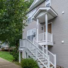 Rental info for 206 E 20th in the Bloomington area