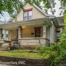 Rental info for 628 University in the Bloomington area