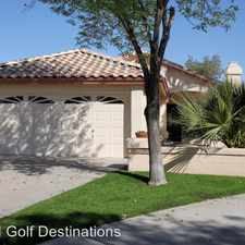 Rental info for 127 S Crestview St in the Chandler area