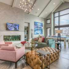 Rental info for WaterSide Residences on Quivira in the Overland Park area