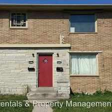 Rental info for 4673-75 N 76th St in the Columbus Park area