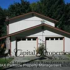 Rental info for 1318 22nd Avenue SE in the Olympia area