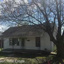 Rental info for 922 Indiana Street