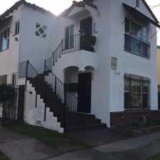 Rental info for 1116 E. 5th Street - 08 in the Los Angeles area