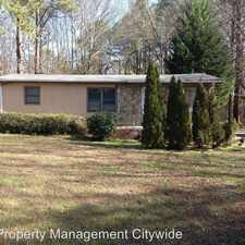 Rental info for 292 Tommy Lee Fuller Drive