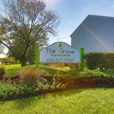 Rental info for The Grove