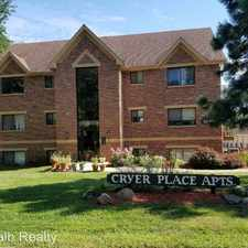Rental info for CRYER PLACE 11919 CRYER AVE in the Omaha area