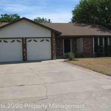 Rental info for 1465 South Meadows Drive in the North Lamar area
