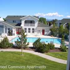 Rental info for Briarwood Commons 1001 S. Chestnut St