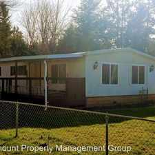 Rental info for 4678 SE Horstman Rd