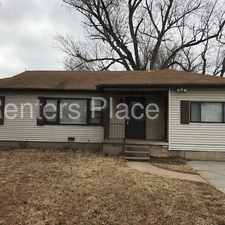 Rental info for Brookside 3 bed 2 Living $1025.00 in the Tulsa area