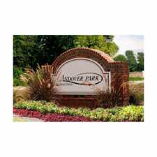 Rental info for Andover Park