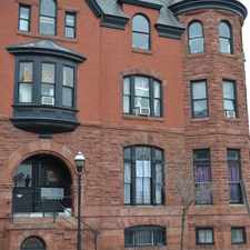 Rental info for 206 Laurens St. Unit 1 in the Madison Park area